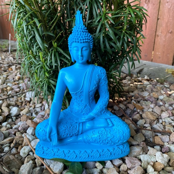 None Other - Fengshui Buddha ZEN Yoga Meditation Figure FIRM